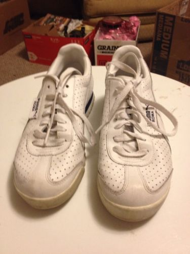 edee4f3b861 Puma Roma All White Leather Women s 8 Athletic Sneaker Shoe (r14)