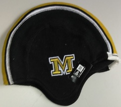 New Era Unisex Missouri Tigers Basic Football Black Gold White Beanie New - £14.46 GBP