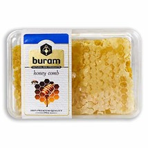 Buram 100% Pure Gourmet Raw Honeycomb 100% All-Natural No Additives No P... - $14.19
