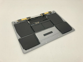 """Space Gray Bottom Case Battery 12"""" A1534 MacBook Retina Early 2016 - $168.29"""