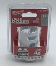 Milwaukee 49-56-0062 1-1/4-Inch Ice Hardened Hole Saw - $8.09
