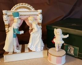 Dept 56 Snowbabies Guest 2002 Dance Of The Sugar Plum Fairy 69926 Ltd Musical - $39.95