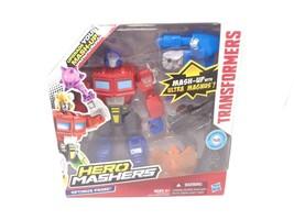 "Transformers Hero Mashers OPTIMUS PRIME 6"" Action Figure by Hasbro ~ NIB - $19.59"