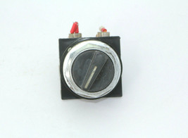 GE CR104P 2-Position On Off Selector Switch Used - $19.79