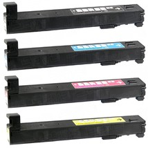 Replacement for HP 827A (Combo Pack of 4) Laser Toner Cartridge: 1 each ... - $301.54