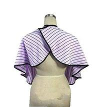 Professional Hairdressing Gown Cape Salon Barber Cloth Wrap Protect