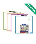 Dry Erase Board Tiles, Wall Mounted Magnetic Dry Erase Board White (set ... - $141.29