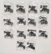 14x Adjustable Hinge Pin Door Stops; Brown; Delaney H.D Door Stop Hardwa... - $20.79