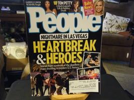 People Magazine - Nightmare in Las Vegas Cover - October 16, 2017 - $6.24