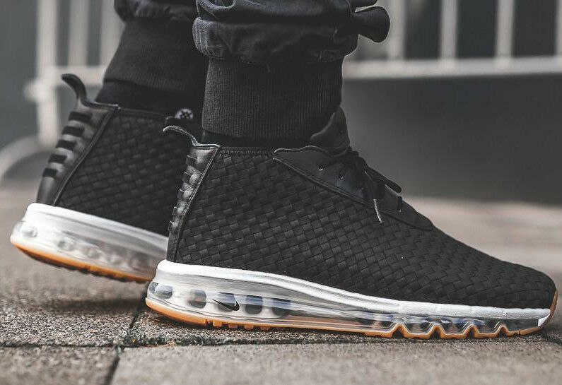 Nike Air Max Woven Boot BLACK WHITE GUM and 42 similar items. 57 50274ff52