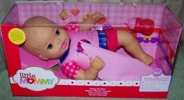 """Little Mommy Baby So New Baby Doll 10.5""""L New - $15.88"""