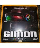 Simon OPTIX by Hasbro Gaming Wearable SIMON Game C1959 OPEN BOX - $13.85