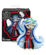"""NEW 2014 Mattel Monster High Viny Series 4"""" Tall Doll Figure GHOULIA YELPS - $19.99"""