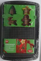 Wilton Holiday 6 Piece Baking Set NEW - $29.39