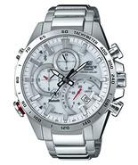 [Casio] Watch Edifice Smartphone Link EQB-501XD-7AJF Men's Silver - $497.03