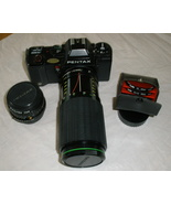 Pentax A3000 - 35mm Camera  - With Attachments  - $145.00