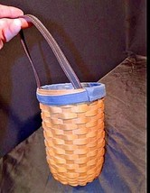 Longaberger Basket AA18-1278 Vintage 2001