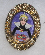Snow White Evil Queen LE 750 Authentic Disney Pin No backer  card - $99.99