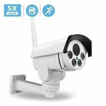 Camera IP 1080P Wireless PTZ 2.7 13.5mm Auto Focus 5X Zoom Outdoor Water... - $206.40+