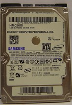 HM020GI Tested Samsung 20GB 2.5in 9.5MM SATA Hard Drive Our Drives Work