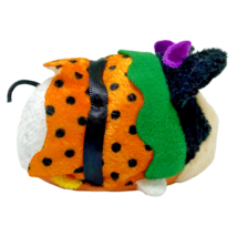 Disney Halloween Minnie Mouse Tsum Tsum 2014 Japan Orange Polka Dot Pumpkin Rare - $19.80