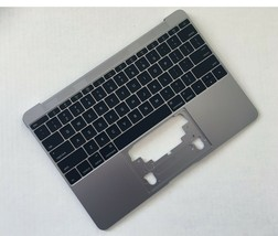 """TOP CASE (ENGLISH) KEYBOARD & BACKLIGHT FOR MACBOOK RETINA 12"""" A1534 (20... - $128.65"""