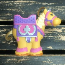 Fisher Price Little People Princess Horse Toy Action Figure Doll Kid Collectible - $13.49