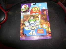 BUZZ LIGHTYEAR SUPER SONIC ACTION FIGUR Toy st0ry 1 DOISNEY MINT - $24.99