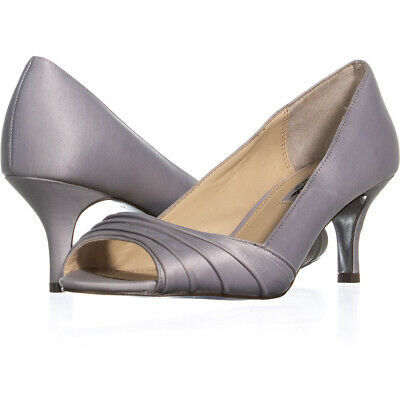 Primary image for Nina Chezare Classic Pumps 563, True Silver, 7.5 US