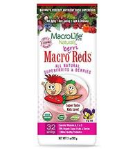 MacroLife Naturals Macro Berri Reds With Concentrated Polyphenols, 7oz/3... - $25.49