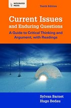 Current Issues and Enduring Questions: A Guide to Critical Thinking and ... - $12.96