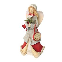"""Enesco Christmas May Your Heart Find Peace Figurine, 7.91"""", Multicolor - $36.20"""