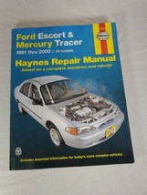 Ford Escort & Mercury Tracer 1991-2000 Haynes Repair Manual 36020 - $7.92