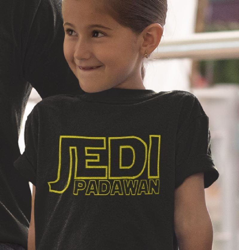 jedi master shirt star wars shirt matching shirts dad and son personalized match