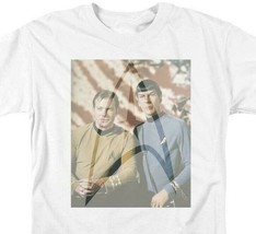 Star Trek Science Fiction TV Series Retro 60s 70s Captain Kirk Spock CBS1424 image 2