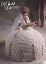 Miss August, Annie's Bridal Belle Crochet Fashion Doll Clothes Pattern B... - $4.95