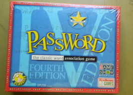 Password Fourth  Edition Endless Games -Sealed - $35.00