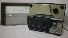 BELL & HOWELL VINTAGE 8mm CoMpatible PROJECTOR   - $60.78