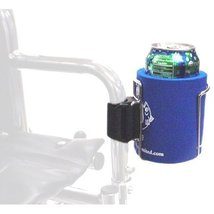 Cage Clip-On Cup Holder for Walker and Wheelchair W/Jacket 16051 - $22.85