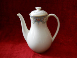 Royal Doulton Romance Juilet Coffee pot excellent condition - $65.29