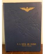 WW2 US Naval Air Station Norfolk, Virginia 1944/45  Year Book - $75.99