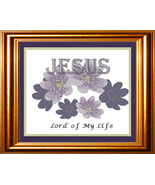 Lord Of My Life cross stitch chart Cody Country CrossStitch - $9.00