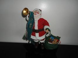 Christmas Santa Claus Clothtique Possible Dreams Mr Claus Figurine w Tag - $85.82