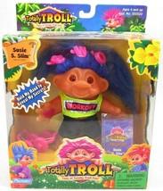 NIB Playmates Totally Troll Susie S. Slim + Weights & Passport, 2001 - $14.99
