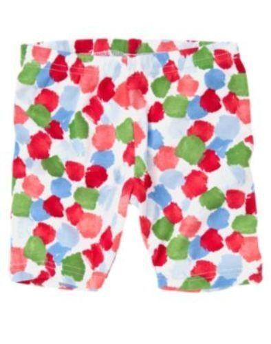 NWT Gymboree Mix N Match pink poka dot fruit Dress M 7 8