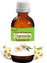 Chamomile Pure Natural Essential Oil 5 ml to 250 ml- Anthemis nobilis by... - $25.49+