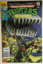 TEENAGE MUTANT NINJA TURTLES ADVENTURES #2 (1989) Archie Comics FINE 1st - $9.89
