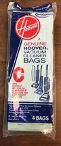8 Hoover Style C 4 - Pack Bags u-123 - $10.88