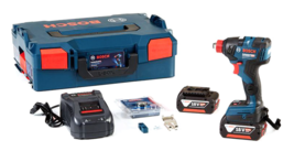 Bosch GDX 18V-200C 2-in-1 EC Brushless 147mm 200Nm 3,400rpm L-Boxx 2x6.0Ah FedEx image 3