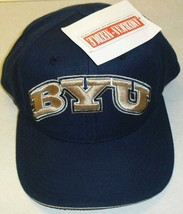 BYU COUGARS American Needle Vintage 90s Adjustable Snapback hat (New Tags!) NCAA - $19.99